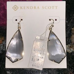Kendra Scott Carla Gold Earrings